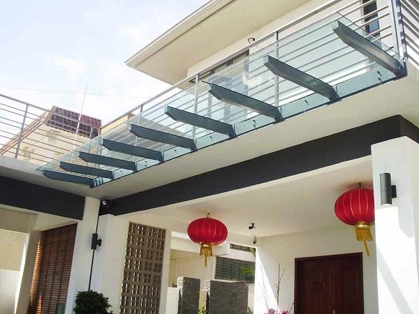 Lắp đặt cửa kính Quận Tân Bình HCM