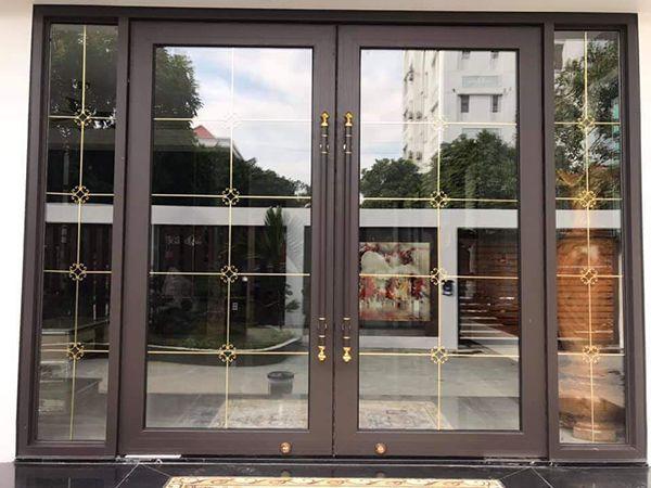 Lắp đặt cửa kính Quận Tân Bình giá mềm